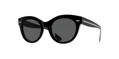 Oliver Peoples Oliver Peoples GEORGICA OV5421SU OV 5421SU 100581 Black Polarized