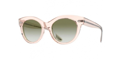 Oliver Peoples GEORGICA OV5421SU OV 5421SU 16528E Light Silk