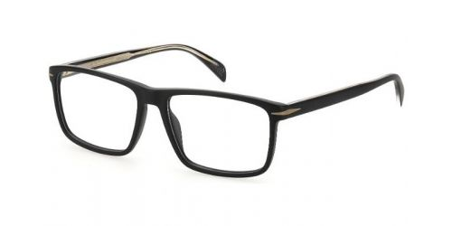 David Beckham DB1020 003 Matte Black