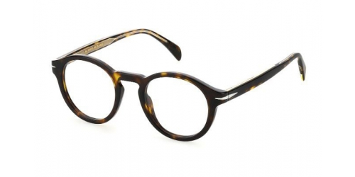 David Beckham DB7010 086 Dark Havana