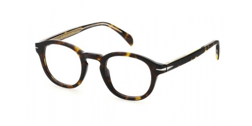 David Beckham DB7017 086 Dark Havana