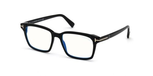 Tom Ford Tom Ford TF5661-B Blue Control TF 5661-B 001 Black
