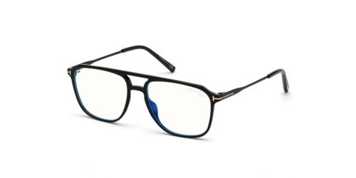 Tom Ford TF5665-B Blue Control TF 5665-B 001 Black