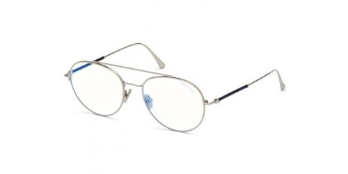 Tom Ford Tom Ford TF5657-B Blue Control TF 5657-B 016 Shiny Palladium