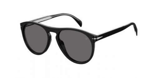 David Beckham DB1008/S DB 1008/S 807(M9) Black Polarized