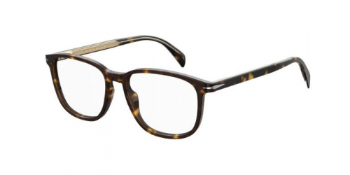 David Beckham DB1017 086 Dark Havana