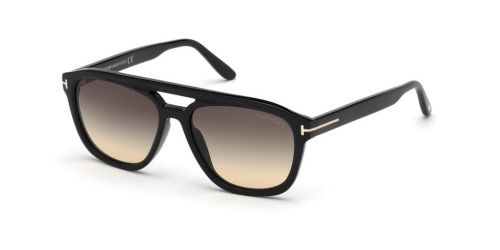Tom Ford GERRARD TF0776 TF 0776/S 01B Shiny Black