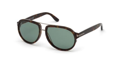 Tom Ford GEOFFREY TF0779 52N Dark Havana