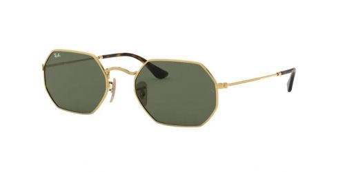 Ray-Ban OCTAGONAL RB3556N RB 3556N 001 Gold