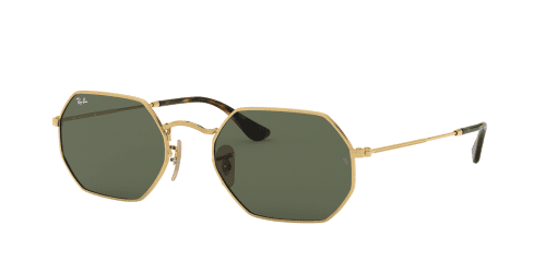 Ray-Ban Ray-Ban OCTAGONAL RB3556N RB 3556N 001 Gold