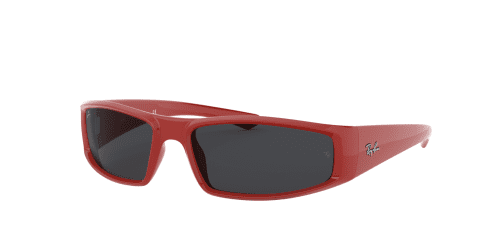 Ray-Ban Ray-Ban RB4335 648787 Shiny Red