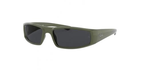 Ray-Ban RB4335 648987 Military Green