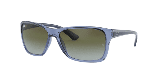Ray-Ban Ray-Ban RB4331 64784L Transparent Blue