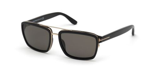 Tom Ford ANDERS TF0780/S TF 0780/S 01D Shiny Black Polarized