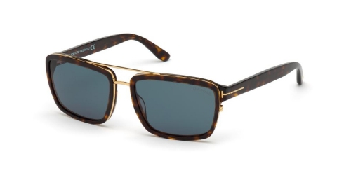 Tom Ford ANDERS TF0780/S TF 0780/S 52N Dark Havana