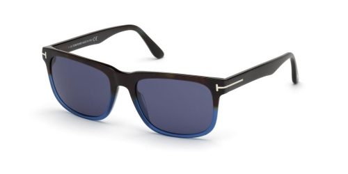 Tom Ford STEPHENSON TF0775/S TF 0775/S 55V Coloured Havana