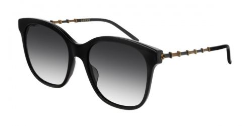 Gucci Gucci GUCCI LOGO GG0654S GG 0654S 001 Black