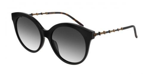 Gucci Gucci GUCCI LOGO GG0653S GG 0653S 001 Black