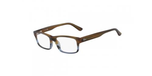 Lacoste Lacoste L2705 L 2705 210 Striped Brown/Blue
