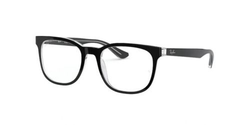 Ray-Ban RX5369 2034 Top Black on Transparent