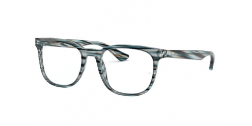 Ray-Ban RX5369 5750 Striped Blue and Grey