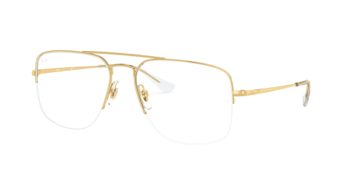 Ray-Ban THE GENERAL GAZE RX6441 2500 Gold