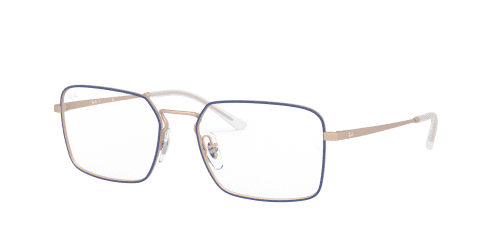 Ray-Ban Ray-Ban RX6440 3053 Blue on Copper