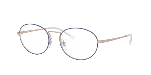 Ray-Ban Ray-Ban RX6439 3053 Blue on Copper