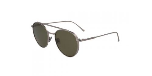 Lacoste L216S L 216S 033 Matte Light Ruthenium