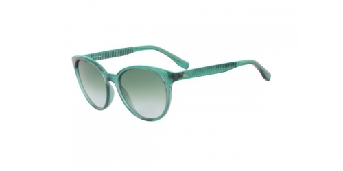 Lacoste L887S L 887S 315 Transparent Green