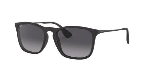Ray-Ban Ray-Ban CHRIS RB4187 622/8G Rubber Black
