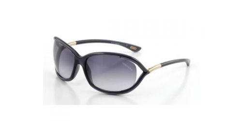 Tom Ford JENNIFER TF0008 0B5 - Blue Transparent