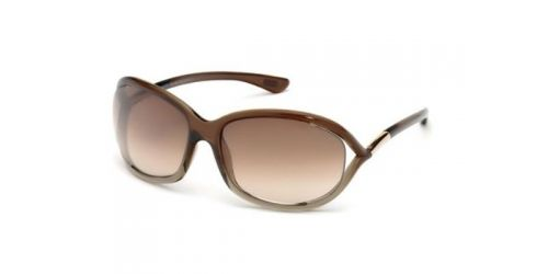 Tom Ford JENNIFER TF0008 38F Bronze/Gradient Brown