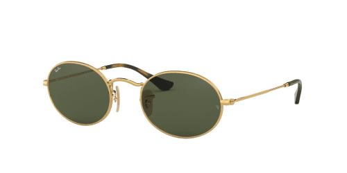 Ray-Ban Ray-Ban OVAL RB3547N RB 3547N 001 Gold