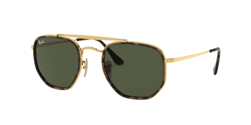Ray-Ban Ray-Ban THE MARSHAL II RB3648M RB 3648M 001 Gold