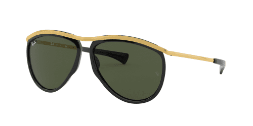 Ray-Ban Ray-Ban OLYMPIAN AVIATOR RB2219 901/31 Black