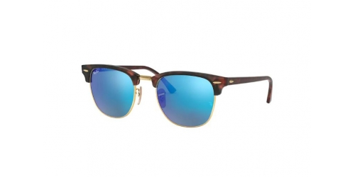 Clubmaster RB3016 Clubmaster RB 3016 114517 Sand Havana/Gold