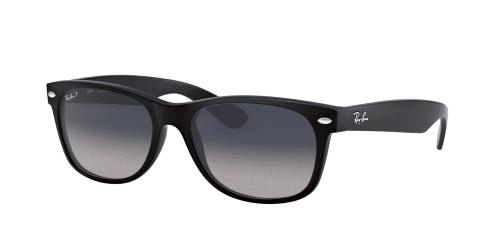 Ray-Ban Wayfarer RB2132 601S78 Matte Black Polarised