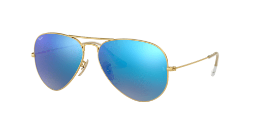 AVIATOR LARGE RB3025 AVIATOR LARGE RB 3025 112/17 Gold