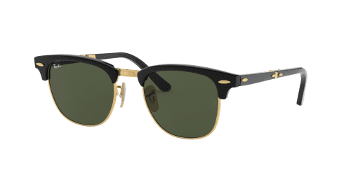 Ray-Ban Ray-Ban Clubmaster Folding RB2176 901 Black
