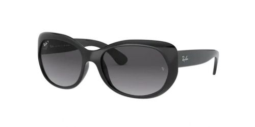 Ray-Ban RB4325 601/T3 Black Polarized
