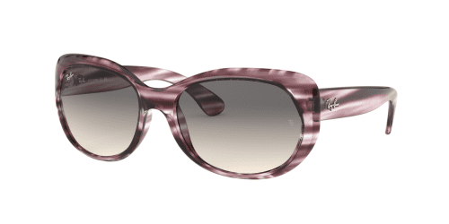 Ray-Ban Ray-Ban RB4325 643111 Striped Bordeaux Havana