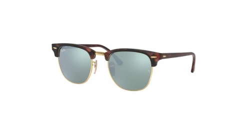 Clubmaster RB3016 Clubmaster RB 3016 114531 Sand Havana/Gold