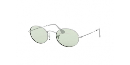 Ray-Ban Oval RB3547 003/T1 Silver