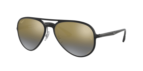 Ray-Ban RB4320CH RB 4320CH 601/J0 Black Polarized