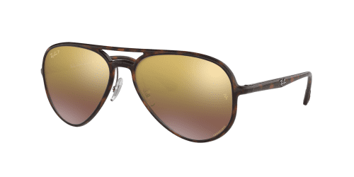 Ray-Ban RB4320CH RB 4320CH 710/6B Tortoise Polarized