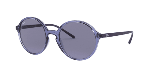 Ray-Ban Ray-Ban RB4304 643580 Transparent Violet