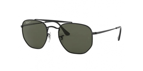 RB3648 The Marshal RB 3648 The Marshal 002/58 Black Polarized