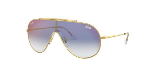 Ray-Ban WINGS RB3597 001/X0 Gold