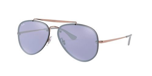 Ray-Ban BLAZE AVIATOR RB3584N RB 3584N 90531U Copper